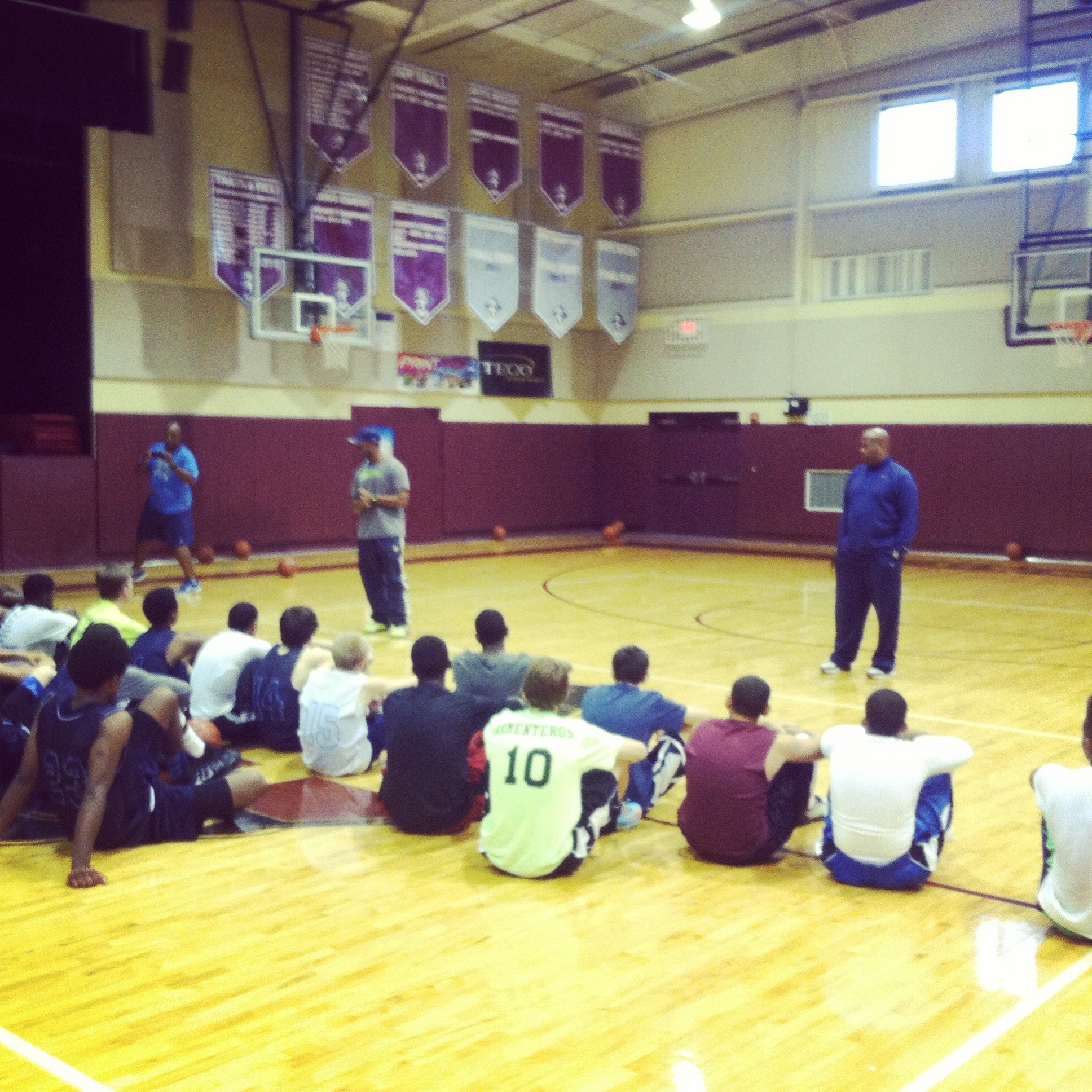 All-Access with the ETYBA Tampa Titans