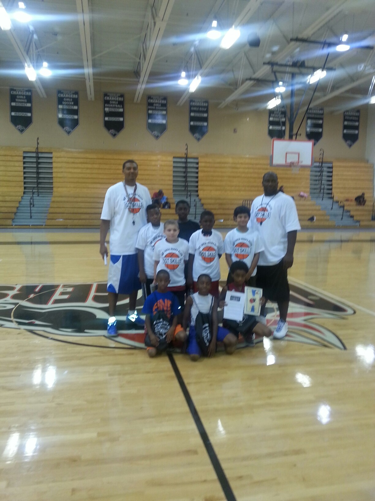 "Bay Area Hoops Elite ""Got Skills 14"" Youth Basketball Camp Recap"
