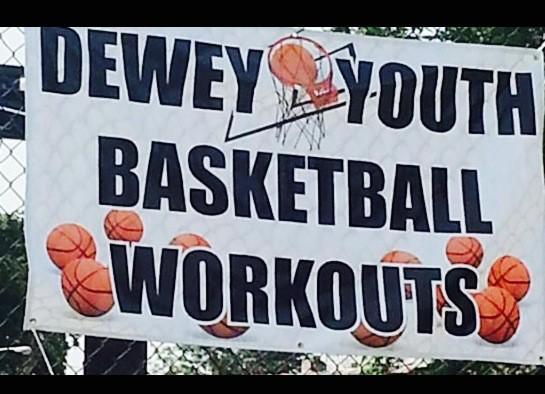 Dewey Summer Youth Workouts 2014