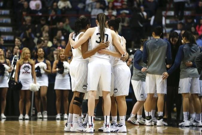 NCAA Women's Basketball Bracket games