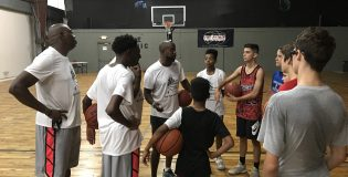 Kenny Anderson National Basketball Camp (Session 1)