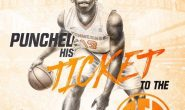 "Davonte ""The Ticket"" Gaines chooses the VOLS"