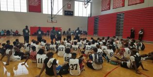 "Part I: Jamel Reynolds and Marcus Hopkins stand out at ""The Breakdown Showcase"""