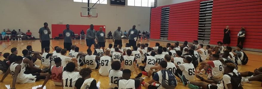 """Part I: Jamel Reynolds and Marcus Hopkins stand out at """"The Breakdown Showcase"""""""