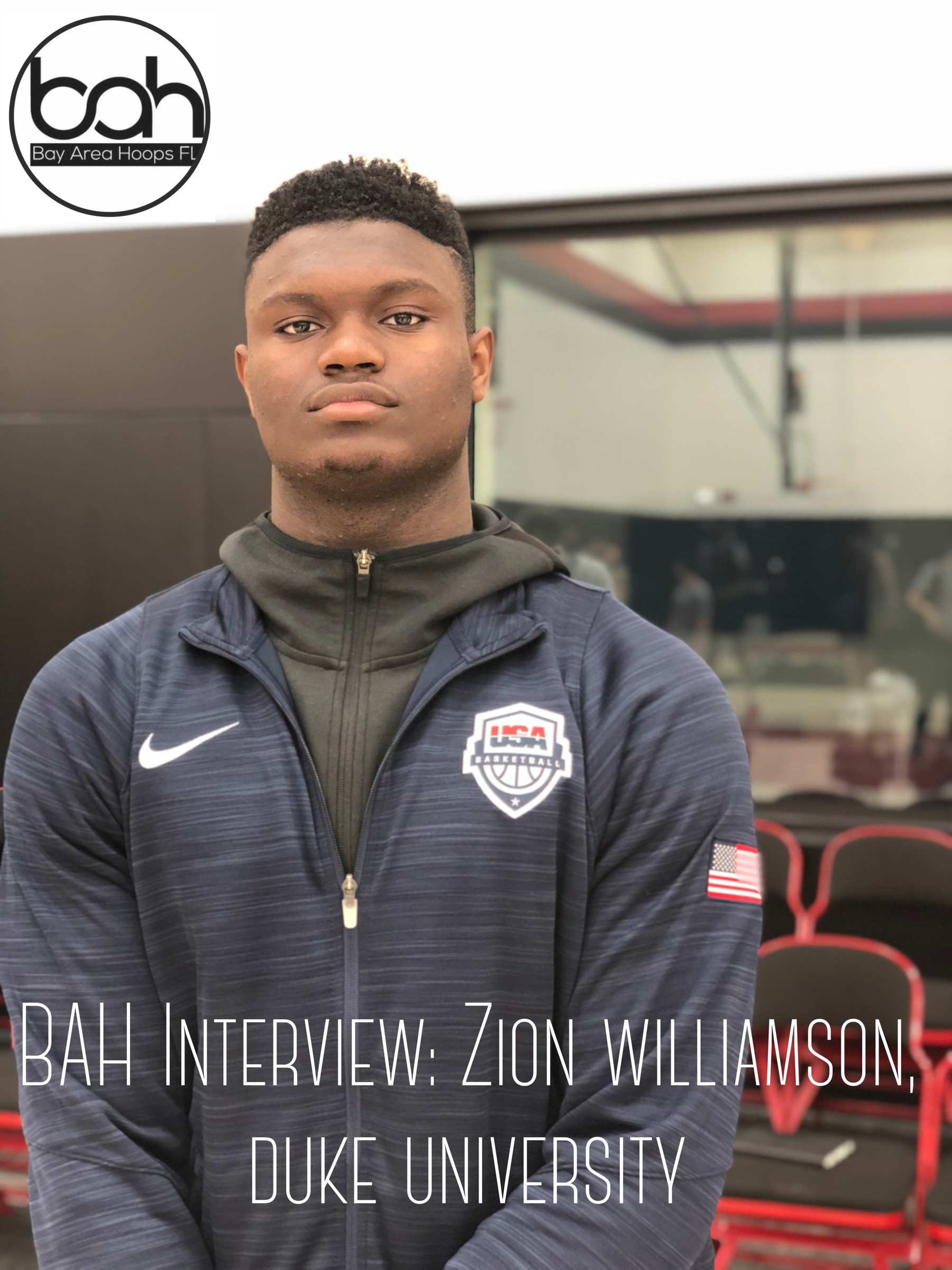 BAH Interview: Zion Williamson