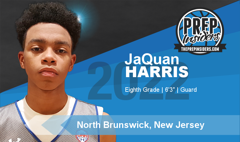 THE PREP INSIDERS: JAQUAN HARRIS, RAISING THE BAR