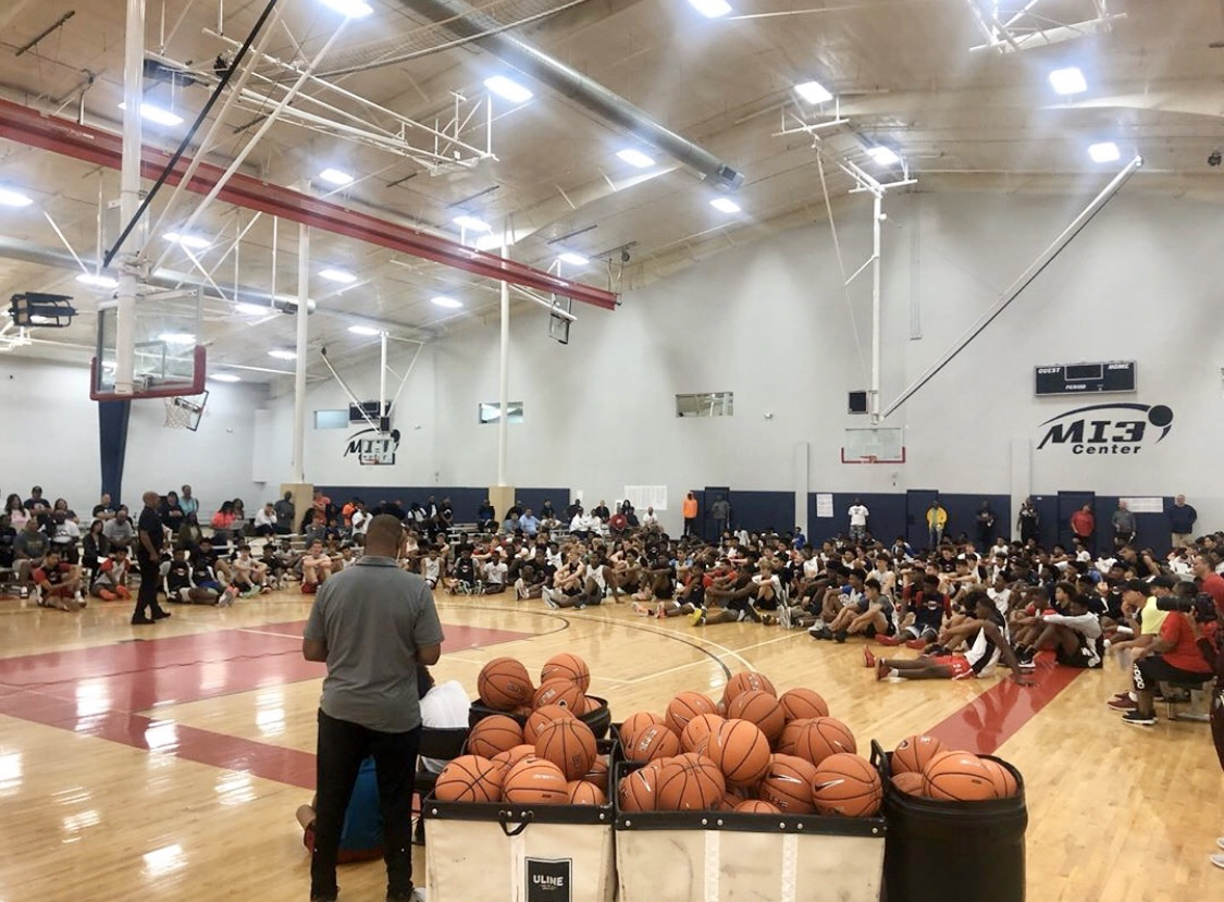 Day 2: 2019 John Lucas Elite Invitational Camp