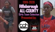 2019-2020 All-Hillsborough County Girl Teams